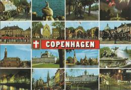 = 05233 - DENMARK - COPENHAGEN - USED  = - Danemark