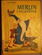 MERLIN L'Enchanteur , édition Des Edux Coqs D'or - Disney