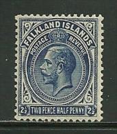 """Falkland Islands     """"King George V""""      SC# 44   Mint - Falkland"""