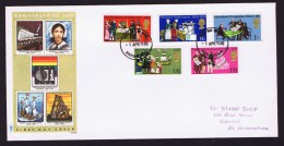 1970  Anniversaries Issue  On PhilArt FDC - FDC