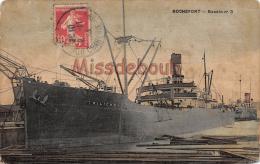 17 - ROCHEFORT SUR MER - Bassin N°3 -  Bateau TWLICHT - 2 Scans - Rochefort