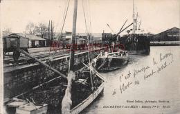 17 - ROCHEFORT SUR MER -  Bassin N°2 - 2 Scans - Rochefort