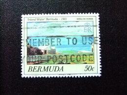BERMUDA - BERMUDES - 1987 - LES EAUX INTÉRIEURES - Yvert Nº 505 º FU - Bermudas