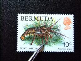 BERMUDA - BERMUDES - 1978-79 - FAUNE DES BERMUDES - Yvert Nº 358 ** MNH - Bermudas