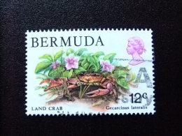BERMUDA - BERMUDES - 1978-79 - FAUNE DES BERMUDES - Yvert Nº 359 º FU - Bermudas