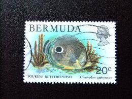 BERMUDA - BERMUDES - 1978-79 - FAUNE DES BERMUDES - Yvert Nº 361 º FU - Bermudas