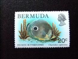 BERMUDA - BERMUDES - 1978-79 - FAUNE DES BERMUDES - Yvert Nº 361 ** MNH - Bermudas