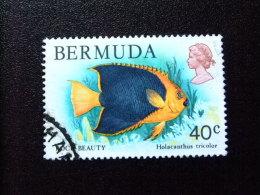 BERMUDA - BERMUDES - 1978-79 - FAUNE DES BERMUDES - Yvert Nº 364 º FU - Bermudas