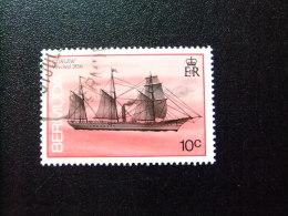 """BERMUDA - BERMUDES - 1984 - NAUFRAGE """" CURLEW """"- Yvert Nº 473 º FU - Bermudas"""
