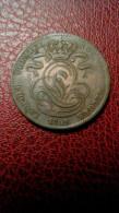 Belgique - 5 Centimes - 1849 - Leopold I - 1831-1865: Leopold I