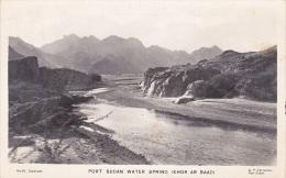 PORT SUDAN WATER SPRING (KHOR AR BAAD) - Sudan