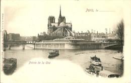 PARIS-POINTE DE LA CITE - Die Seine Und Ihre Ufer
