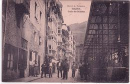 TOLOSA -Calle De Solana - Cliché A. Sarasola - Guipúzcoa (San Sebastián)