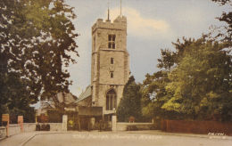 HESTON PARISH CHURCH - London Suburbs