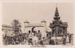 THE BRITISH EMPIRE EXHIBITION .OLD LONDON BRIDGE - Exhibitions