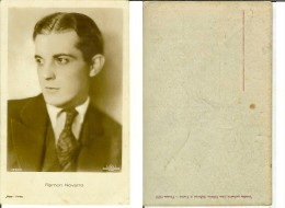 Ramon Novarro Navarro: Cartolina Fp Anni '20 (attore Cinema Metro Goldwyn Mayer) - Actors