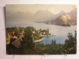 Annecy - Le Lac Et La Station De Talloires - Annecy