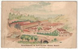 42 - SAINT-GALMIER - Etablissements De Saint-Galmier (Source Badoit) - Vue Générale - France