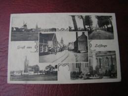 ==Belgien  Leffinge Polderdorp Feldpost 1916 - Middelkerke