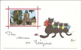 63 Bon Souvenir De Trézioux - Other Municipalities