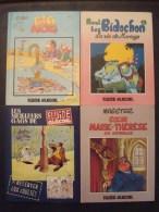 FLUIDE GLACIAL . SOEUR MARIE-THERESE / LES MEILLEURS GAGS / BIDOCHON13 / BIG NOZ 17 - Boeken, Tijdschriften, Stripverhalen
