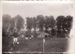 Photo 1915 STENAY - Un Match De Football Organisé Par L´armée Allemande (A94, Ww1, Wk 1) - Stenay