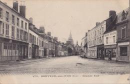 27) Breteuil Sur Iton (Eure)  Grande Rue - Breteuil