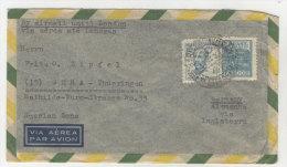 Brasilien Brief nach Deutschland Sachsen