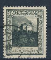 Liechtenstein Michel No. 103 A gestempelt used
