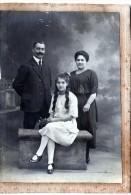 PORTRAIT  (FAMILLE AUCOUTURIER) - Photographs