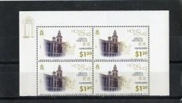 Hong Kong 1996 $1.30 Urban Heritage Issue #758   Block Of 4 - Hong Kong (...-1997)