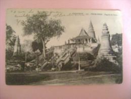 CP CAMBODGE - PHNOM PENH N°537 PAGODE DU PNOM - Cambodge