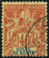 Benin (1893) N 29 (o) - Bénin (1892-1894)