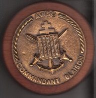 TAPE DE BOUCHE AVISO COMMANDANT BLAISON - Boats