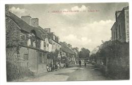ST JEAN LE THOMAS- La Grande Rue - France