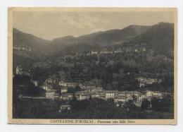 ITALIE - CASTIGLIONE D'INTELVI - PANORAMA VISTO DALLE SALVE-RECTO/VERSO -C10 - Italy