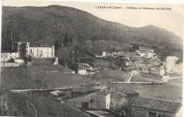 Gard : Lasalle, Chateau Et Hameau De Calviac - France