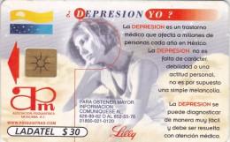 Mexico, P158, ¿Depresión Yo? Laboratorios Lilly, 2 Scans. - Mexiko