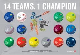 nz1503s New Zealand 2015 ICC Cricket World Cup