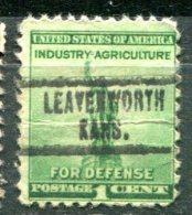 U.S.A. - Préoblitéré - Precancel - LEAVENWORTH - KANSAS - Estados Unidos