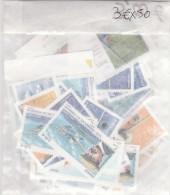 Lot de 50 timbres � 3 � neufs, TB, faciale 150 euros, voir photo