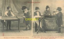 Publicité Pernod, Absinthe, Anisette, Rare Série Complète De 10 Cartes Pionnières ( Avant 1904) - Advertising
