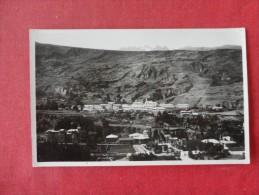 > Bolivia    RPPC   La Paz ----     --------Reference 1667 - Bolivia