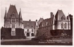 LIESSE Environ  CHATEAU DE MARCHAIS - Schlösser