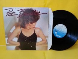 "Pat Benatar""33t Vinyle""Crimes Of Passion""Collector - Disco & Pop"