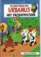 De Avonturen Van Urbanus - Het Fritkotmysterie (1983) - Urbanus
