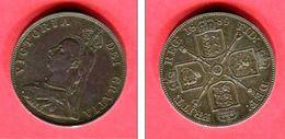VICTORIA       ( KM 763 ) TB  +  48 - 1816-1901 : Frappes XIX° S.