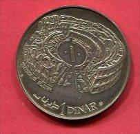 ELDJEM  1 DINAR        ( KM 17  ) TTB+    43 - Túnez