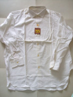 Ancienne CHEMISE Blanche HOMME CIC / Sewmatic-Truon 70´s - T 43 - Neuve - 1940-1970 ...