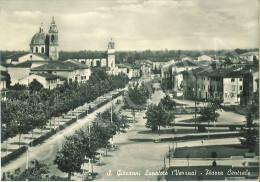 Veneto - Verona - S. Giovanni Lupatoto - Piazza Centrale - Viaggiata 16.05.1960 - Verona